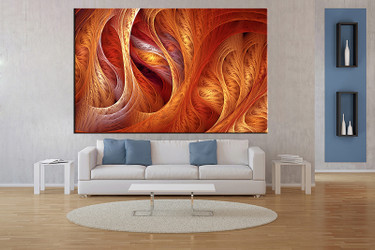 1 piece canvas photography, living room pictures ,abstract huge pictures, brown abstract wall art, abstract artwork, abstract canvas print