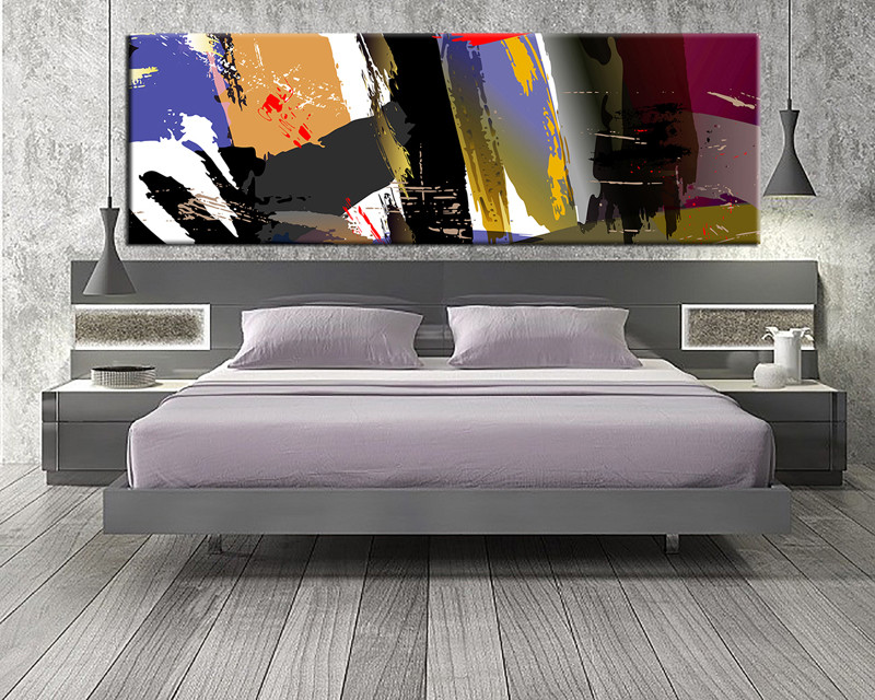 Prime 1 Piece Colorful Large Pictures Abstract Photo Canvas Prints Abstract Wall Art Home Interior And Landscaping Palasignezvosmurscom