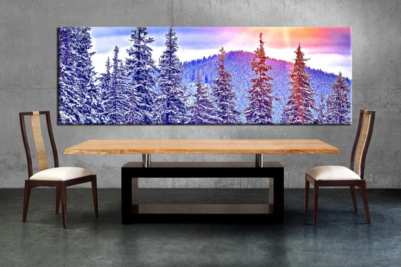 Panoramic Wall Art