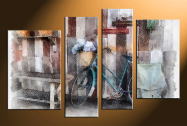 home decor, 4 piece canvas wall art, modern photo canvas, modern canvas photography, modern large canvas
