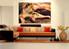 1 piece huge pictures, living room multi panel canvas, animal canvas art prints, animal artwork, animal decor