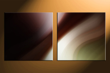 2 piece wall art, home decor modern artwork, brown modern pictures, modern canvas photography, modern oil paintings huge pictures