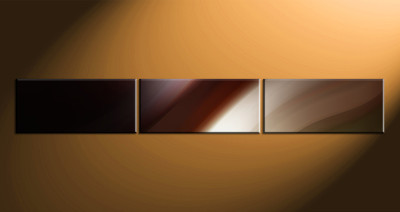 3 piece multi panel art, dining room canvas photography, brown modern wall art, modern oil paintings large pictures