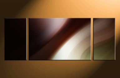 3 piece photo canvas, home decor artwork, brown modern multi panel canvas, oil paintings modern canvas photography