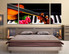 3 piece canvas print, bedroom multi panel canvas, panoramic canvas wall art, piano large pictures
