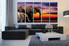 5 piece canvas wall art, living room group canvas, animal multi panel canvas, wildlife group canvas