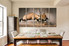 5 piece canvas photography, dining room canvas wall art, waterbuck multi panel canvas, wildlife group canvas, animal artwork