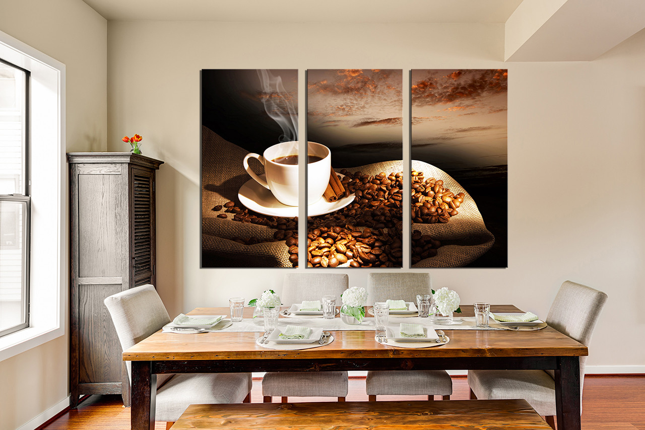 31a6f96fb2c 3 Piece Canvas Wall Art