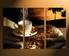 3 piece canvas art prints, home decor, cup huge pictures, coffee artwork, kitchen large canvas