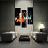 wine wall decor,3 piece artwork, champagne art pictures, champagne multi panel canvas,  wine multi panel canvas