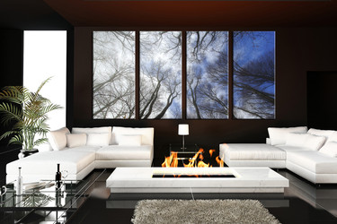 living room wall decor,4 piece canvas art prints , scenery canvas print, scenery huge pictures, nature wall art