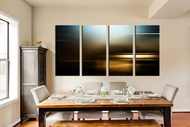 4 piece large pictures, dining room canvas wall art, abstract huge pictures, abstract group canvas, abstract art