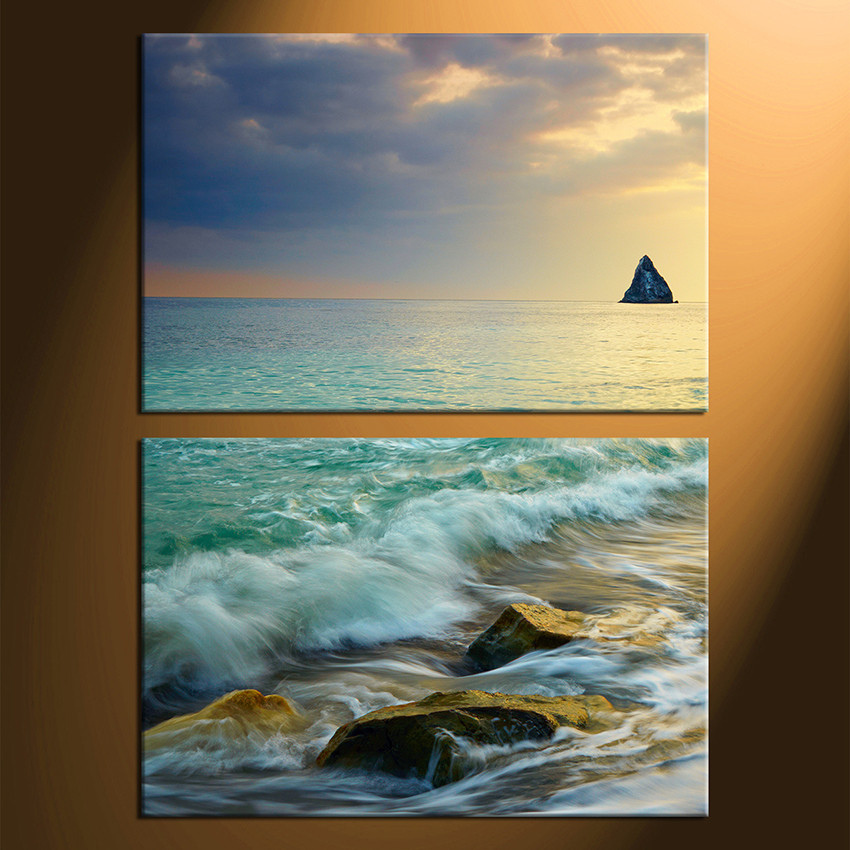 c333f032f0b 2 Piece Canvas Wall Art