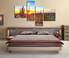 bedroom decor, 4 piece wall art, scenery canvas art prints, saguaro cactus multi panel art, scenery canvas photography