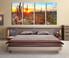 bedroom decor, 4 piece wall art, scenery canvas photography, scenery multi panel art, saguaro cactus art