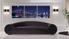3 piece huge canvas art, living room artwork, bridge canvas print, blue large pictures, panoramic art