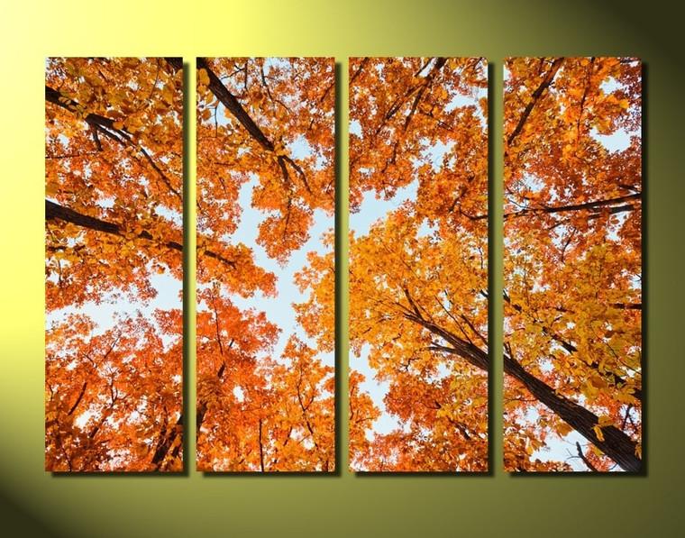 4 piece large pictures, scenery photo canvas, scenery canvas photography, scenery canvas wall decor, home decor