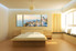 3 piece multi panel art, bedroom photo canvas, white city canvas print, panoramic artwork, city wall decor