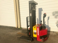 "2011 Raymond Walkie Stacker, 3,750 Lb Capacity, Side Shift, Height 87"" / 130"""