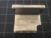 Photo of Codman 46-3195 Karlin Retractor Blade with Sacral Cutout, Left