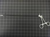Photo of Weck 2E2885 Laparoscopic 5mm Insulated Curved Metzenbaum Scissors
