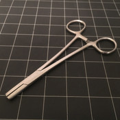 Photo of Zimmer 4046-19 Wire & Pin Pulling Forceps, 6.5""