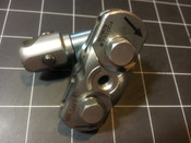 Bottom photo of Synthes 390.004 Large Multi-Pin Clamp, 4 Position, For External Fixation
