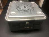 Photo of Case SC06HG SteriTite Half Size Sterilization Container