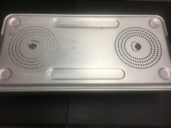 Photo of Case SC06FG SteriTite Full Size Sterilization Container