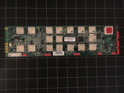 Top photo of Hill-Rom 143551 Left Side User Control Module PCB Assembly