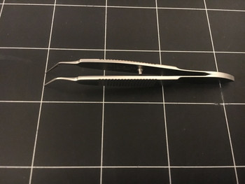 Photo of Storz E1807 Sheets-McPherson Tying Forceps Angled, 3.3""