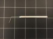 """Photo of Storz E0485 Barraquer Iris Spatula, Angled Tip, 3.5"""""""