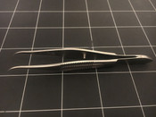 Photo of Storz E1885 Fine Tying Curved Forceps, 4.3""