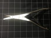 Left side photo of Millennium 2-5295 Caplan Nasal Bone Scissors