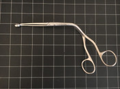 Photo of Codman 30-4340 Magill Endotracheal Catheter Introducing Forceps, 9.5""