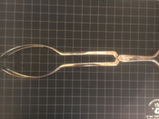 Photo of Codman 30-5680 Piper Obstetrical Forceps, 17.5""
