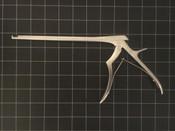 "Left side photo of Life Instruments 830-0803-1 Kerrison Rongeur, 3mm, 90 dg Up, 8"""