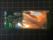 Top view photo of Datascope Accutorr Plus 0671-00-0055E Masimo Spo2 PCB Board