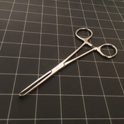 Photo of Codman 30-4535 Lockwood-Allis Tissue Forceps, 5 X 6 Teeth, 6""
