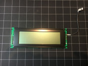 Front photo of Datascope Accutorr Plus 0160-00-0062 LCD Display