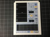 Front photo of Datascope Accutorr Plus 0331-00-0116-04 Keypad w/ Masimo