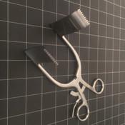 "Photo of Codman 50-1190 Meyerding Laminectomy Retractor, 2.25"" X 1"" Blades, 6.5"""