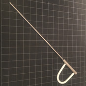 Photo of Cook Medical G16427 Endoscopic Curved Needle Driver, 5mm