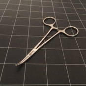 Photo of Symmetry Surgical 15-4712 Halsted Mosquito Forceps, CRVD, 5""