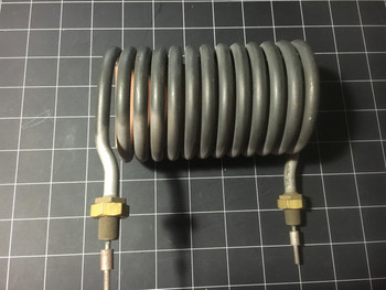 Side view photo of Air Shields/ Hill-Rom Incubator Heater 68 208 25