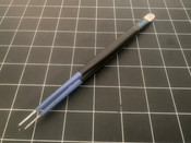 """Photo of Olsen 42309 Potts-Smith, Monopolar Tissue Forceps, 1mm Tip, 8"""""""