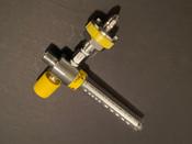 Photo of Amico FMA-15U-OM Medical Air Flowmeter, 15L, Ohmeda