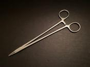 """Photo of Weck 510121 Mayo Hegar Needle Holder 8"""""""