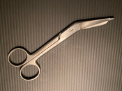 Photo of Aesculap BC848R Lister Bandage Scissors, 6 1/8""