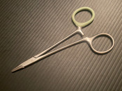 Photo of Aesculap BM202R Webster Needle Holder, 5""